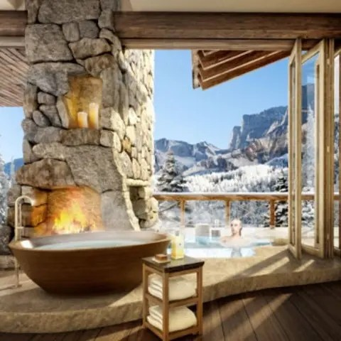 living room ideas traditional image of modern 41 impressive chalet bathroom décor - digsdigs