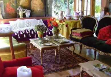 24 Colorful Dining Rooms House Beautiful