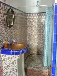 Eastern Luxury: 48 Inspiring Moroccan Bathroom Design ...