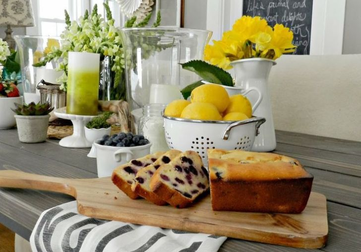 Table Decorating Ideas For Spring
