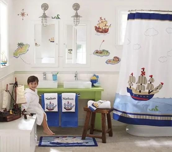 10 cute kids bathroom decorating ideas - digsdigs