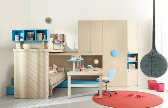 kids loft doublebeds