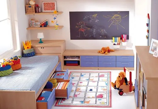 Kids Room Decor Natural