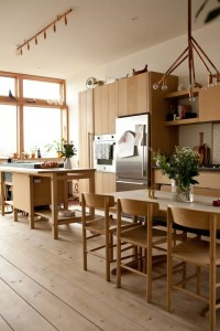 Kitchen Design With Norwegian And Japanese Details In ...