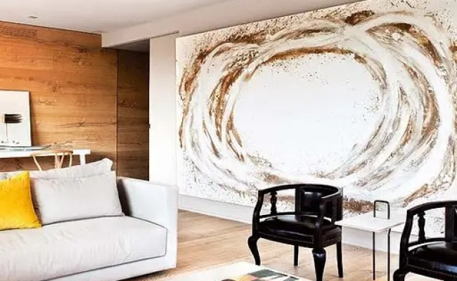 The Latest Décor Trend 31 Large Scale Wall Art Ideas