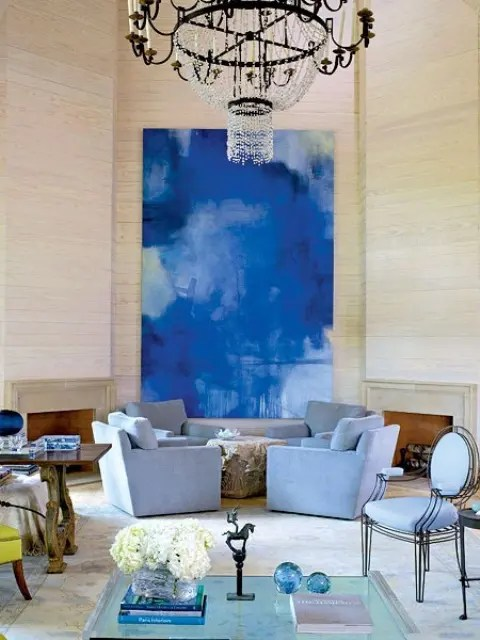 The Latest Dcor Trend 31 Large Scale Wall Art Ideas