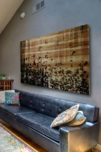The Latest Dcor Trend: 31 Large Scale Wall Art Ideas ...