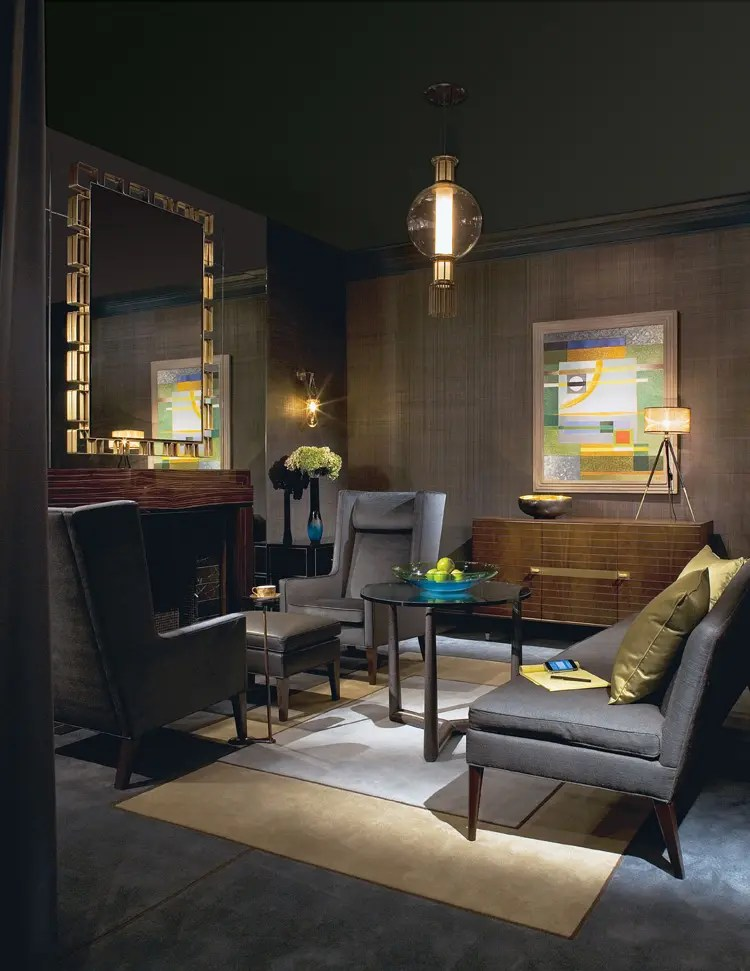 James Andrew Interior Design