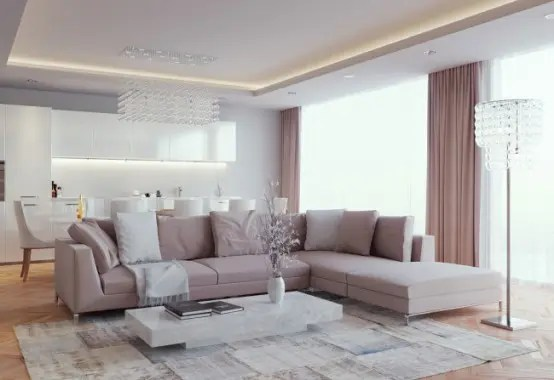 elegant living rooms designs modern style room luxurious and design classics meets
