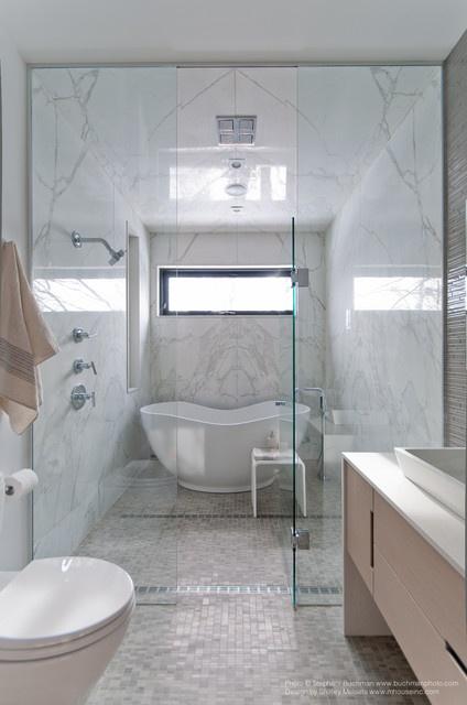 74 Luxurious Marble Bathroom Designs  DigsDigs