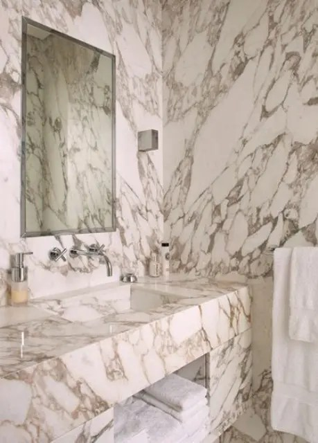 best kitchen designs laminate countertop 48 luxurious marble bathroom - digsdigs