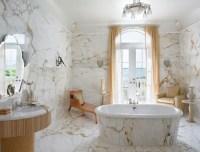 48 Luxurious Marble Bathroom Designs | DigsDigs