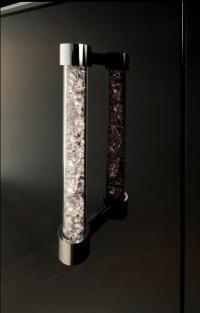 Luxury Kitchen Decorated By Swarovski Crystals - Crystal25 ...