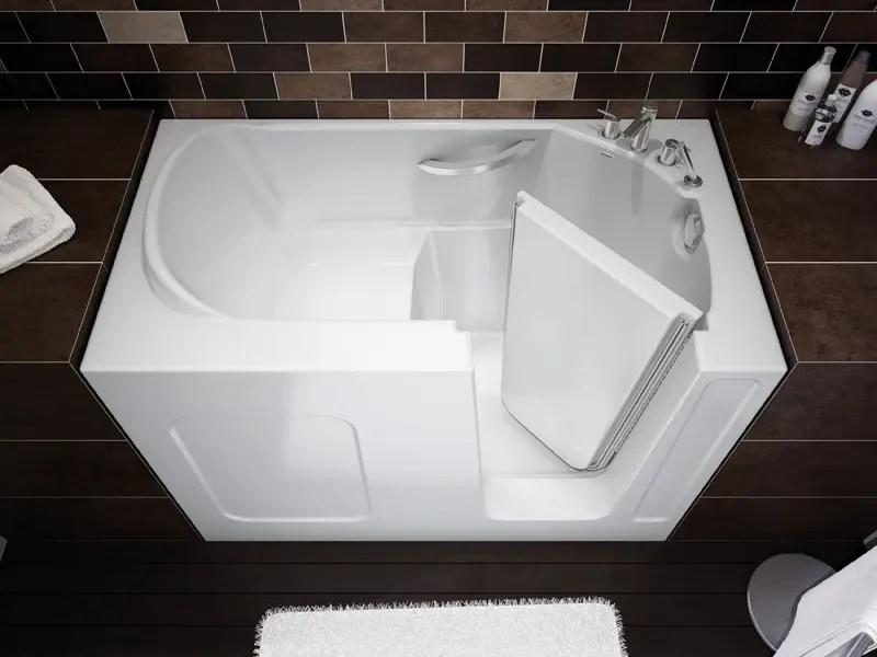 Compact WalkIn Bathtub by Maax Professional  DigsDigs
