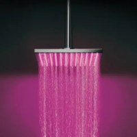 Shower Heads with LED Lights - Cromoterapia from Mamoli ...
