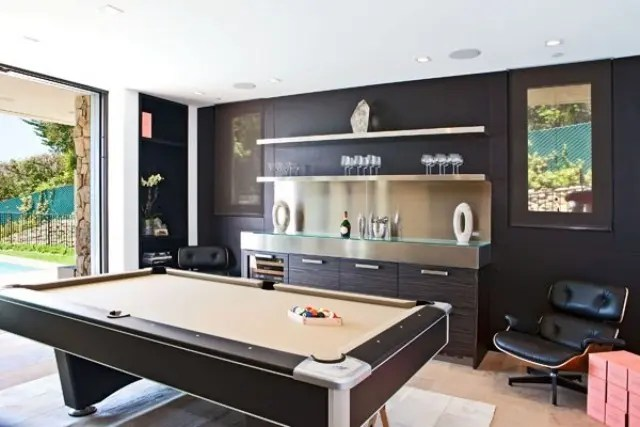 Browse design ideas and decorating tips for every room in your home. 77 Masculine Game Room Design Ideas | DigsDigs