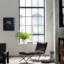 Color Scheme Ideas Living Room Pics Of Grey And White Rooms Masculine Loft With Industrial Touches Dark Shades ...