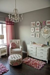 Metallic Grey And Pink: 27 Trendy Home Decor Ideas - DigsDigs