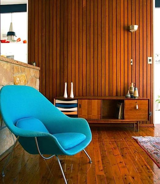 wood living room chairs children s recliner ireland 40 mid-century to get inspired - digsdigs
