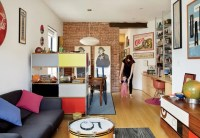 Mid-Century Modern Renovation Of A Tiny New York Apartment ...
