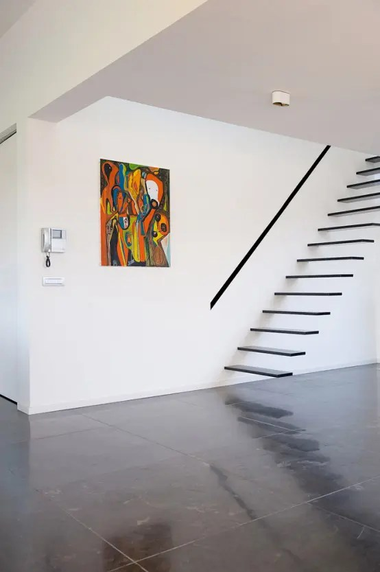 10 The Most Cool Floating Staircase Designs  DigsDigs