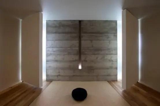 bedroom chair ideas metal porch chairs vintage 33 minimalist meditation room design - digsdigs