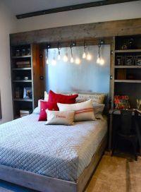 55 Modern And Stylish Teen Boys' Room Designs