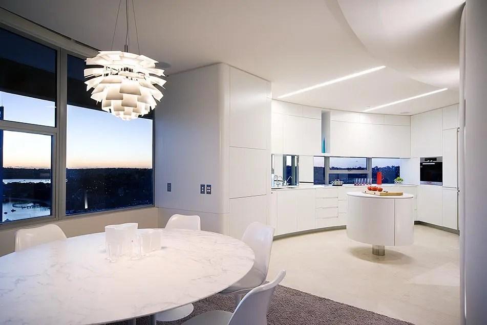 Modern Kitchen Set Design