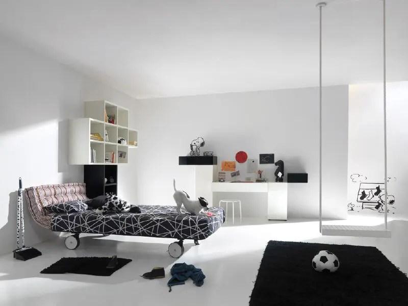 ultra modern kids bedroom