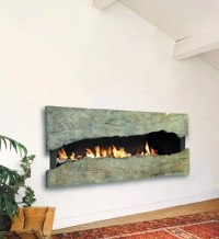 38 Modern Creative Fireplace Designs For Indoors - DigsDigs