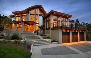 Modern House Interior To Merge With Nature   DigsDigs