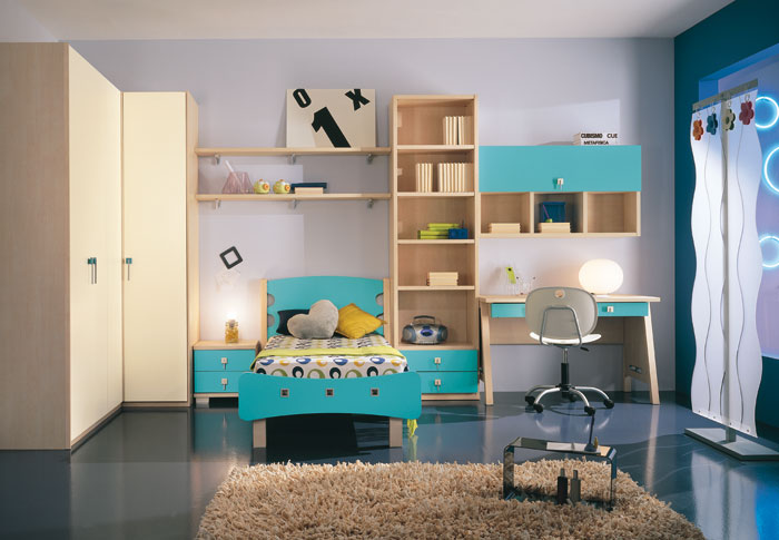 45 Kids Room Layouts and Decor Ideas from Pentamobili