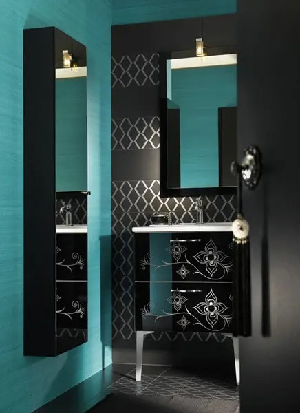Modern Moroccan Bathroom Furniture and Inspiration  Unique 63 from Delpha  DigsDigs