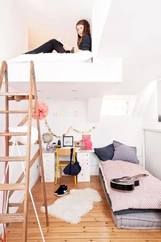 30 Modern Teen Girl Bedrooms That Wow Digsdigs
