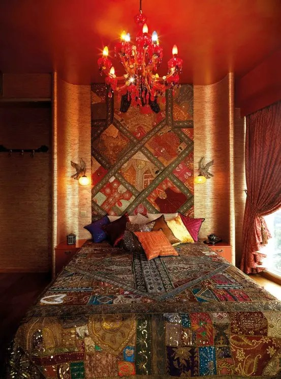 70 Mysterious Moroccan Bedroom Designs  DigsDigs