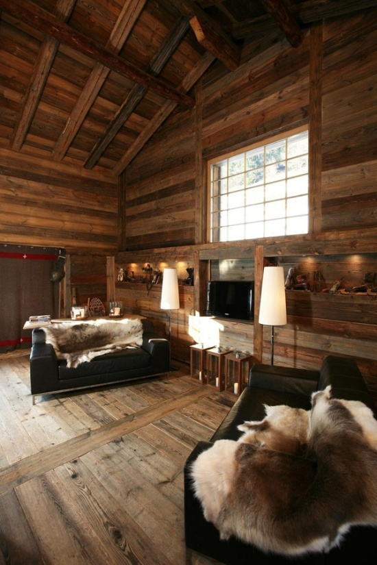 Natural Minimalist Interior Design