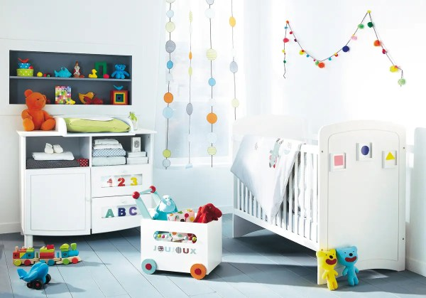 Cool Baby Nursery Ideas