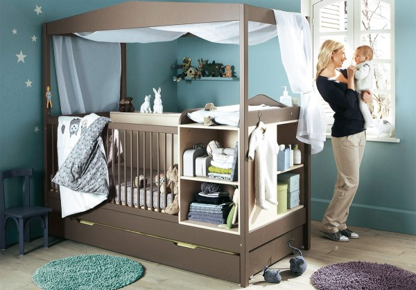 Modern Baby Nursery Room Ideas