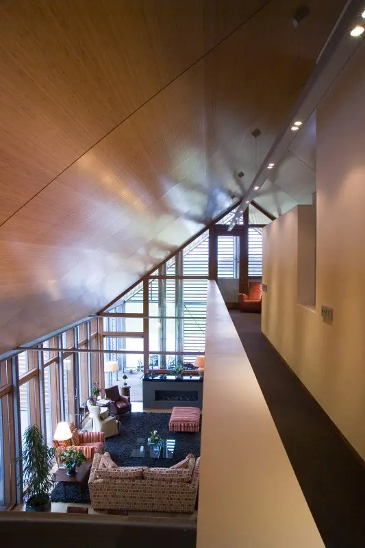 Old Barn Turned Into A Modern House With Unusual