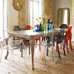 Victoria Ghost Chair Jfk Rocking 39 Original Boho Chic Dining Room Designs - Digsdigs