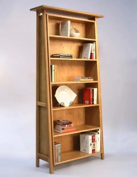 25 Original MidCentury Modern Bookcases Youll Like
