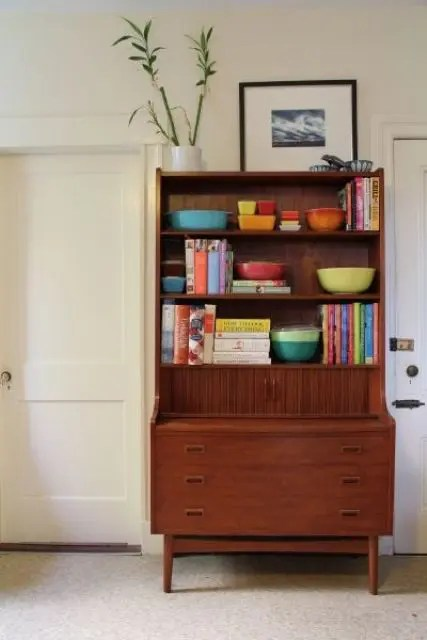 what is an air chair best beach ever 25 original mid-century modern bookcases you'll like - digsdigs