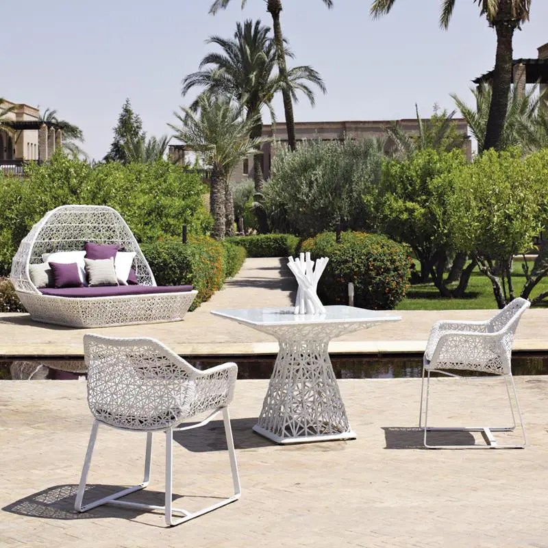 Aluminum Outdoor Furniture by Kettal  DigsDigs