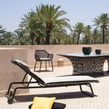 Aluminum Outdoor Furniture Kettal
