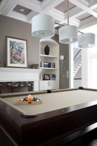 5 Outstanding Billiard Room Designs | DigsDigs