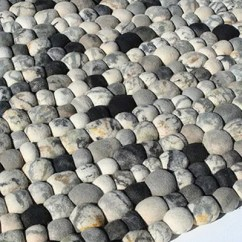 Pictures Living Room Furniture Arrangements Designer Faux Pebble Rug Made Of Wool - Digsdigs
