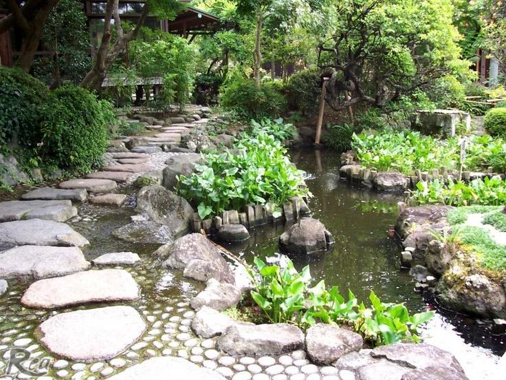 Landscape Design Zen Garden