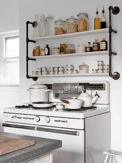 Industrial EyeCandy 40 Pipes Home Decor Ideas  DigsDigs