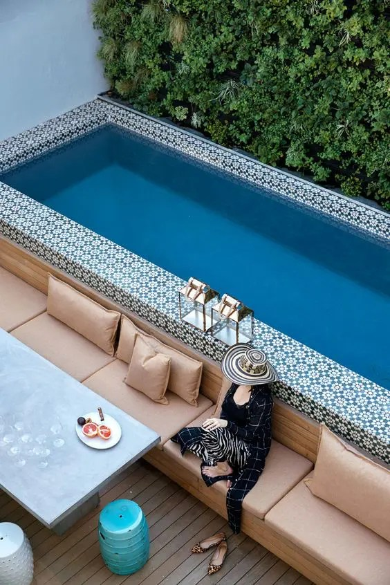 28 cool plunge swimming pools for
