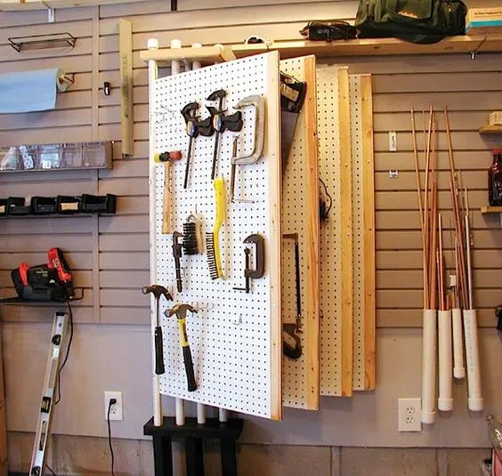 34 Practical And Comfortable Garage Organization Ideas  DigsDigs